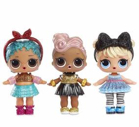 Muñeca Lol Glam Glitter Suprise Original