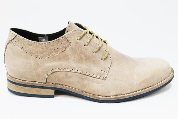 Zapato Vestir Cuero Hombre Art 18823. Marca Panther