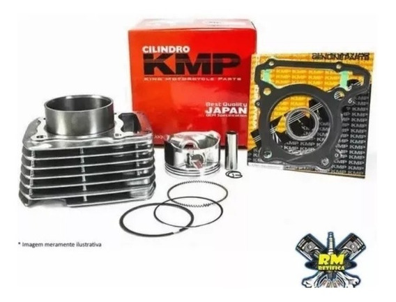 Kit Cilindro Std Premium Nx 400 Falcon Catalisado