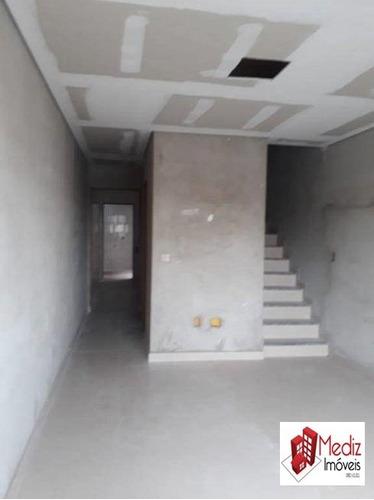 Imagem 1 de 13 de Sobrado À Venda Na Vila Mirante Novo Na Rua Anguilhada 47