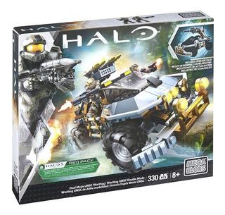 Mega Bloks Construx Halo Unsc Warthog Modo Dual Req Pack