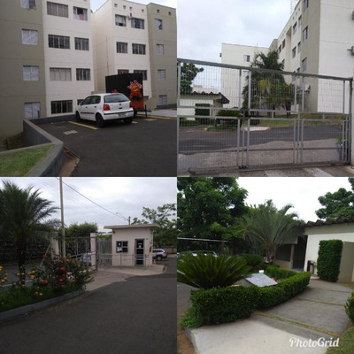 Apartamento Com 2 Dormitórios À Venda, 60 M² Por R$ 152.000 - Residencial Macedo Teles I - São José Do Rio Preto/sp - Ap0457