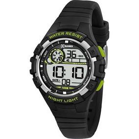 Relógio Masculino X-games Digital Esportivo Xkppd012 Bxpx
