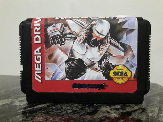 Cartucho Para Mega Drive Robocop 3
