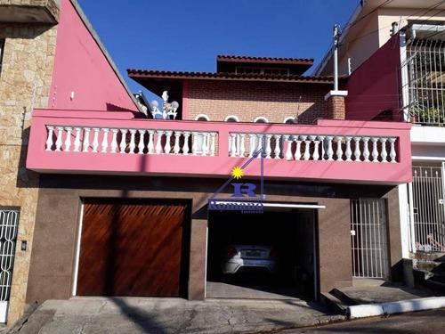 Sobrado Residencial À Venda, Penha, São Paulo. - So1074