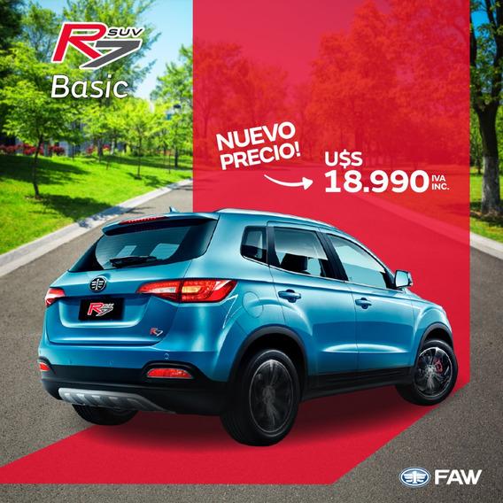 Faw R7 Basic - Motorlider - Permuta / Financia
