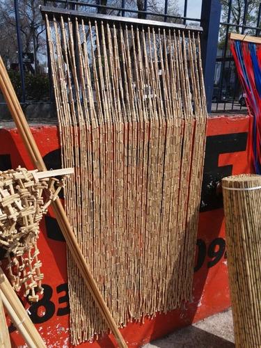 Cortina De Caña Bambu