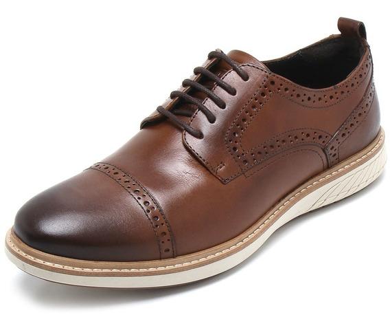 Zapato De Cuero Democrata Hombre Sky Line 201101