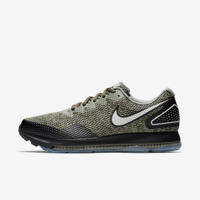 Tênis Masculino Corrida Nike Zoom All Out Low 2 Vrd Original