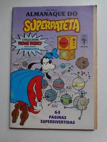 Gibi Almanaque Do Superpateta Nº 3 Com As Fichas