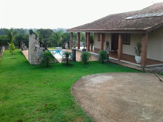 Araçoiaba Da Serra - Chácara Com Salão De Eventos - 50405