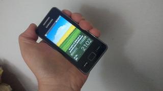 Samsung Star S5260,camara,wifi Mjes/llamadas, Para Mayores