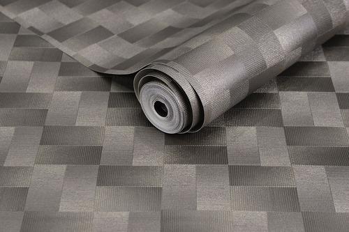 Imagem 1 de 8 de Papel De Parede Importado Textura 3d Alto Relevo Cola Grátis