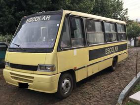Ônibus Escolar Marcopolo 814 - 40 Lugares