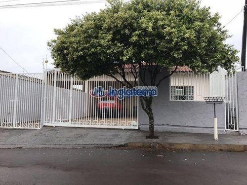 Casa À Venda, 146 M² Por R$ 480.000,00 - Igapó - Londrina/pr - Ca0217