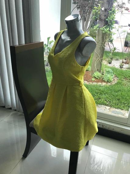 Vestido Amarillo Talla G