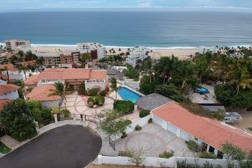 La Jolla De Los Cabos Casa Con Amplia Vista Al Mar Y A Pasos De Playa Costa Azul Sjd