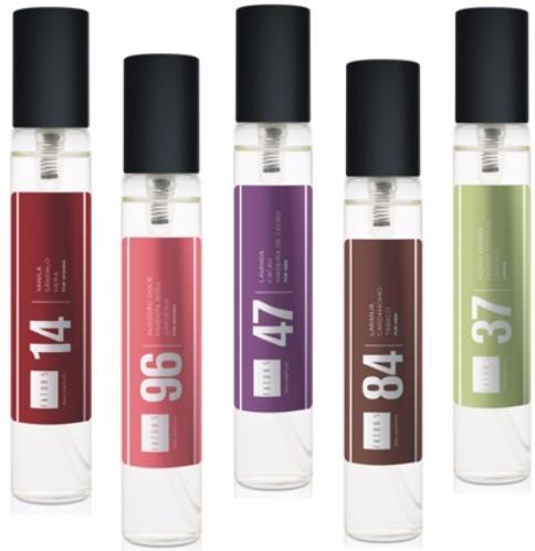 Kit 5 Perfumes Fator 5 Pocket 25ml A Sua Escolha