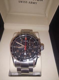 Reloj Victorinox Chrono Classic 241443 A Solo $120.000