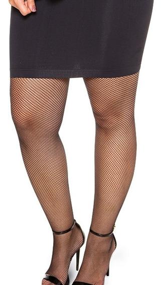 Meia Calça Arrastão Lupo Plus Size 17610