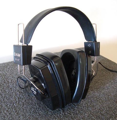 Fone De Ouvido Dam Sc-321 Stereo Headphone