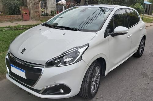Peugeot 208 1.6 Feline M/t Año 2019