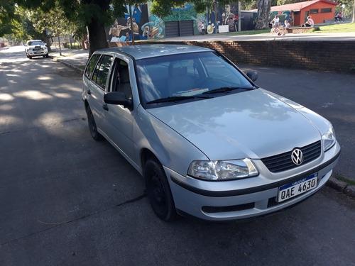 Volkswagen Parati 1.9 Sd 2003