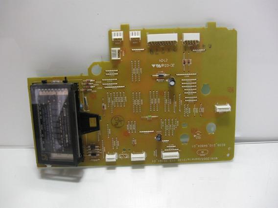 Defeito Display Placa 3139-113-35144-01 Philips Fwm779/19