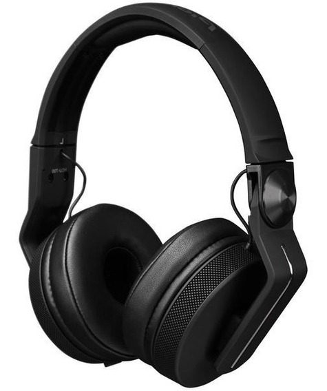 Fone De Ouvido Pioneer Dj Headphone Hdj-700-k