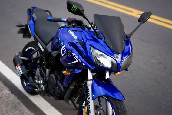 Hermosa Yamaha Fz Fazer 16 2011