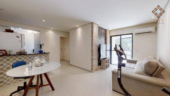 Apartamento Com 2 Dormitórios À Venda, 60 M² Por R$ 385.000 - Vila Andrade - São Paulo/sp - Ap47491