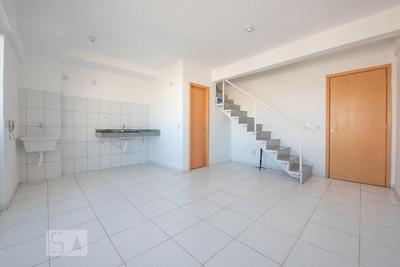 Apartamento No 7º Andar Com 2 Dormitórios E 1 Garagem - Id: 892920168 - 220168
