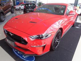 Ford Mustang 5.0 V8 Ti-vct Gasolina Gt Premium Selectshift 2