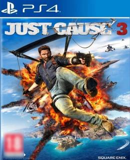 Just Cause 3 Ps4 Español