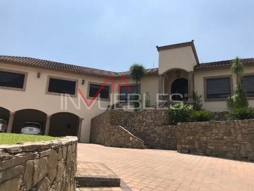 Casas En Renta En Lomas De Valle Alto, Monterrey, Nuevo León