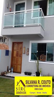Casa Perto Centro De Araruama - 2 Quartos R$ 150 Mil - 126