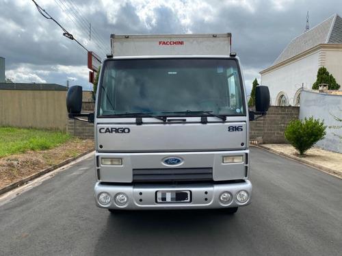Imagem 1 de 10 de Ford Cargo 816