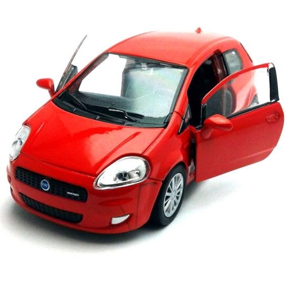 Welly Auto A Escala 1:36 Fiat Grande Punto 43602