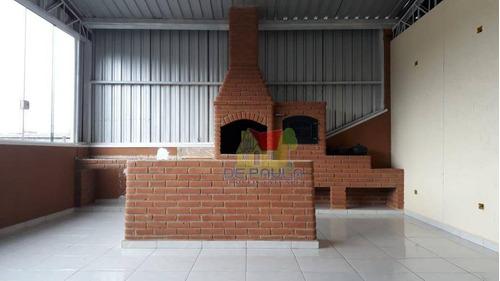 Imagem 1 de 30 de Sobrado À Venda, 480 M² Por R$ 1.400.000,00 - Vila Talarico - São Paulo/sp - So0722