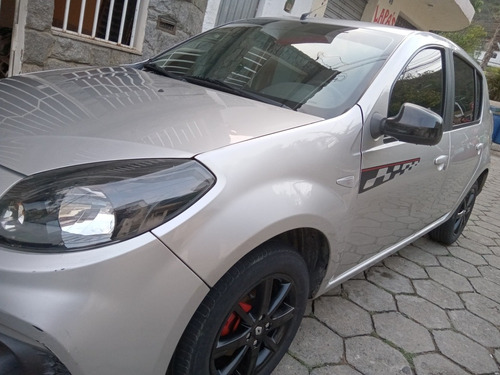 Imagem 1 de 10 de Renault Sandero 2014 1.6 Gt Line Hi-power 5p