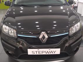 Renault Sandero Stepway 1.6 Rip Curl Tomo Usado!! Se