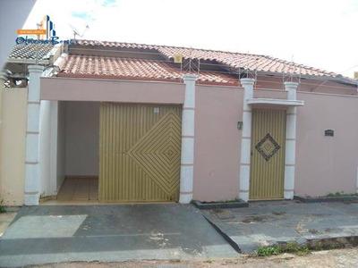 Casa À Venda/locação, Jardim Europa, Anápolis. - Ca0603
