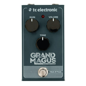 Pedal Para Guitarra Tc Electronic Grand Magus Distortion