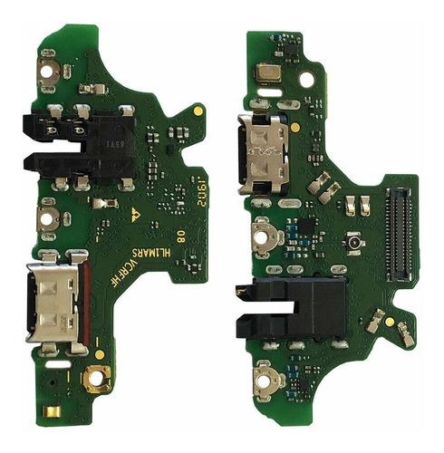 Imagem 1 de 1 de Flex Carga Usb Huawei P30 Lite Placa Conector+ Microfone