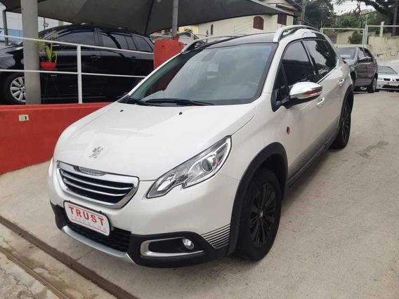 Peugeot 2008 1.6 Crossway Automático 2017
