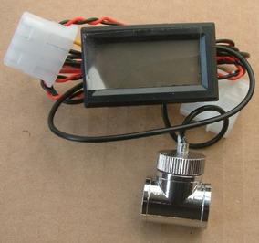 Mostra A Tnermômetro Água Termômetro Digital Cpu Água