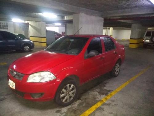 Fiat Siena Año 2012