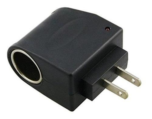 Adaptador Universal De Ca A Cc Encendedor De Automovil Adapt