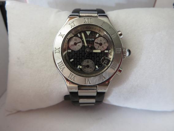 Reloj Cartier Cronoschaph 21 32mm.