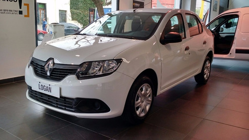 Renault Logan 1.6 Life Linea Nueva Credit Contado Efectiv Os